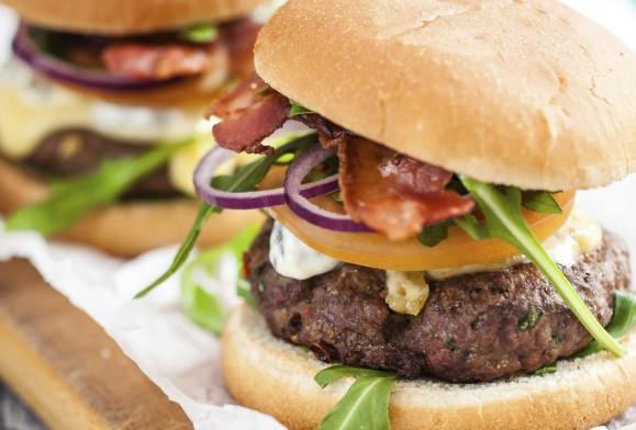 Luxe hamburgerpakket
